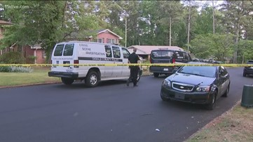 Woman charged with shooting, killing man outside of her Decatur home