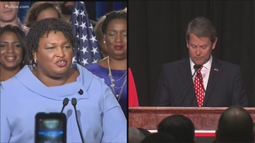 Georgia governor's race: Read Brian Kemp's response to Stacey Abrams' speech