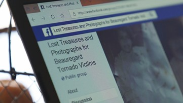 This Facebook group is reuniting Alabama tornado survivors with items blown miles away