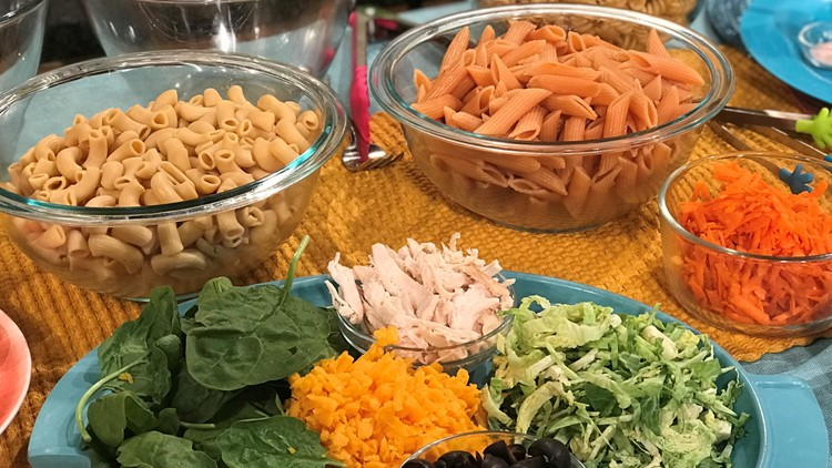 Chef Nancy's Pasta Salad