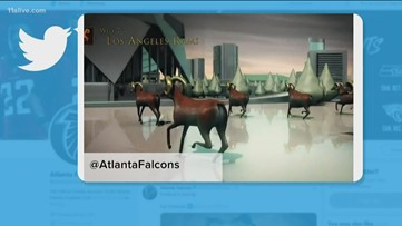 Atlanta Falcons unveil 2019 schedule Game of Thrones-style