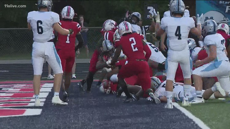 #Team11 Game of the Week | Starr's Mill at Sandy Creek