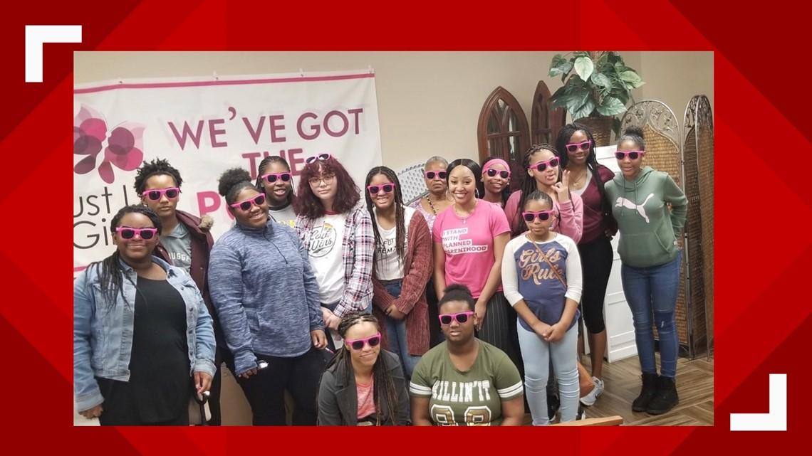 'Just Us Girls' mentorship program helps girls create a bright future