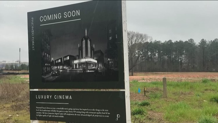 Luxury cinema coming to Fayetteville