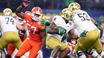 Roswell native Tre' Lamar highlights Clemson's early-entry list for NFL draft