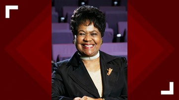 Long-time Fulton County Commissioner Emma Darnell dies