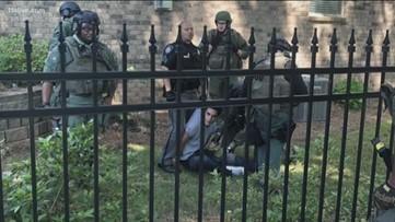 Schools go on lockdown, 3 captured after manhunt