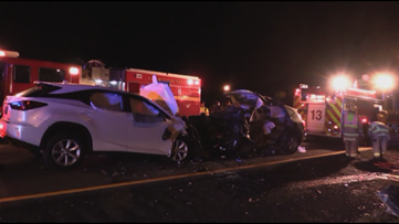 Names of five I-95 accident victims in south Georgia released. Three were children
