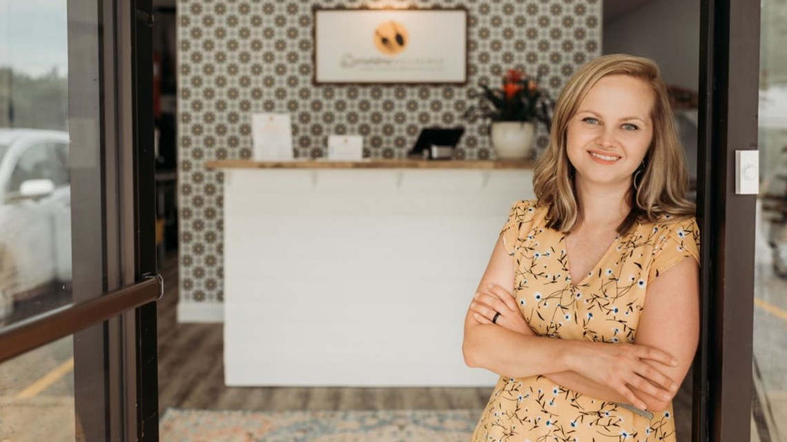 She overcame breast cancer and successfully pursued her passion of opening a food business