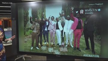 Star-studded Roc Nation Brunch goes viral across social media