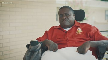 Veteran exposed to contaminated water at Camp Lejeune suffers skin lesions, loses teeth and legs