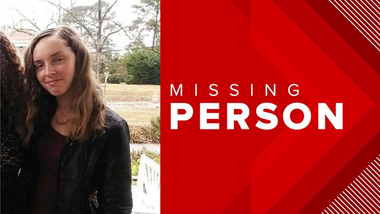 Teen missing from Rockdale County; search underway