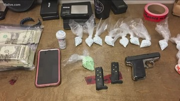 6 arrested after police raid suspected drug house in Carrollton