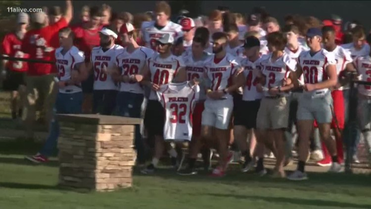 Georgia high school coach recogized for kindness amid tragedy