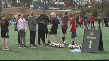 Atlanta United holds community day