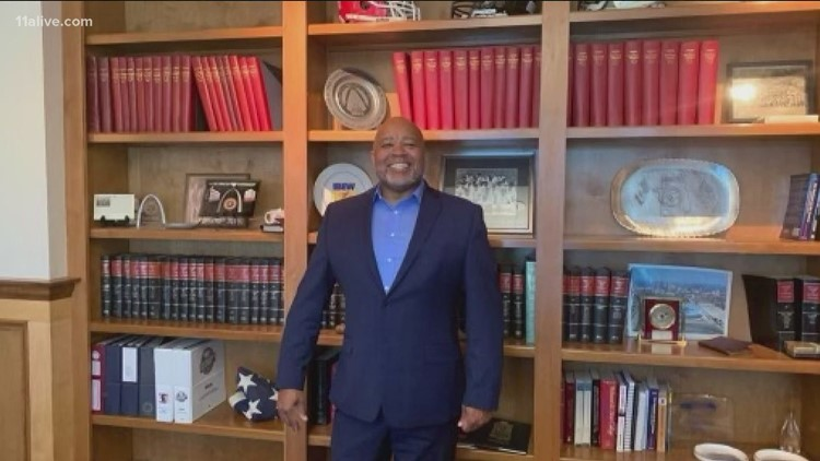 An 'awesome responsibility'   Gwinnett County's first black sheriff reflects on inspiration during Black History Month