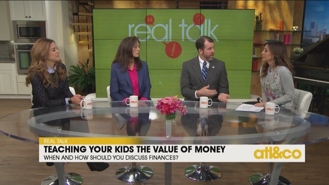Real Talk: Teaching Your Kids the Value of Money