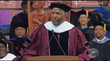 396 Morehouse men debt free after black billionaire pays off college debt