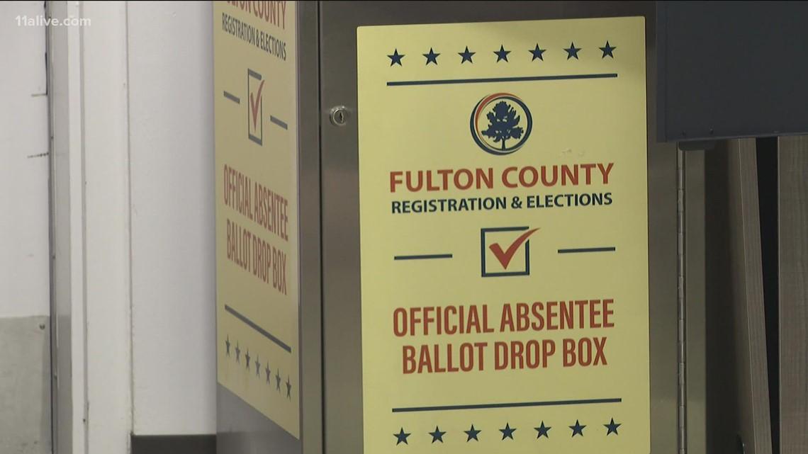 First weekend of early voting underway in several metro Atlanta counties
