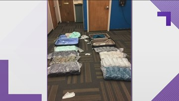 100 pounds of marijuana busted at Atlanta airport