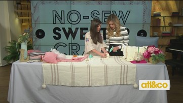 No-Sew Sweater Crafts with Lynn Lilly