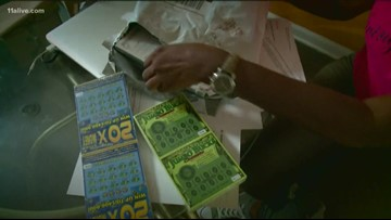 Thousands of dollars' worth of lottery tickets mistakenly sent to woman's home