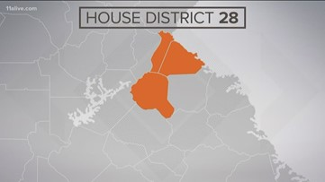 Voters in District 28 head to polls for 3rd time