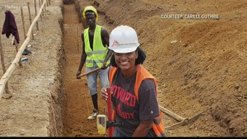 Atlanta woman spends 9 months in a country devastated by Ebola to help build hospital