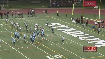 Cedar Grove scores 19-yard 4th quarter TD over Central (Phenix City, Ala.) in Cam Newton C1N Football Showcase