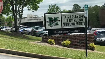McIntosh High School student arrested, charged with making terroristic threats