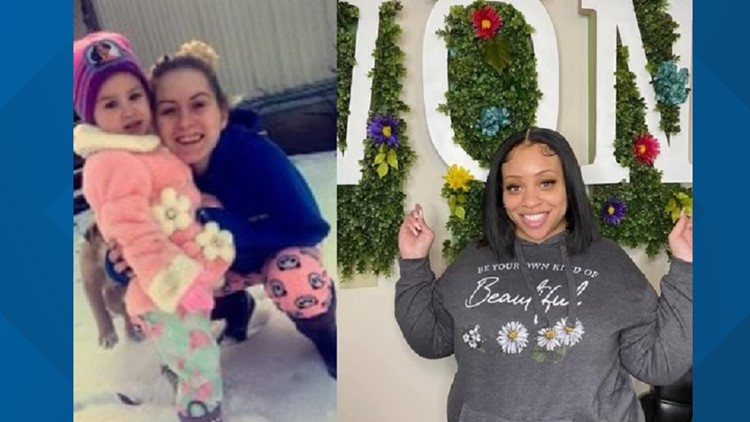 Search continues for two missing Georgia mothers
