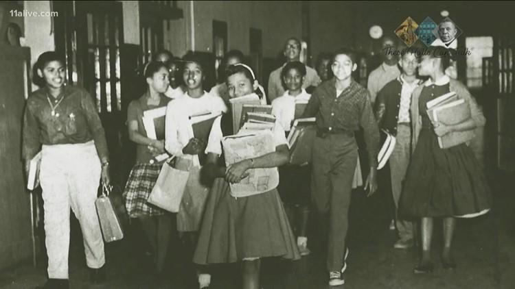 60th anniversary of desegregation within Atlanta Public Schools