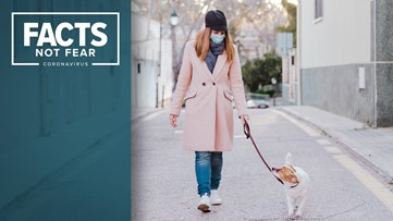 What health experts say about caring for animals during COVID-19 pandemic
