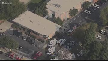 Delta flight returning to LAX dumps fuel on school playground near Los Angeles