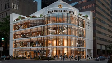 World's largest Starbucks coming to Chicago
