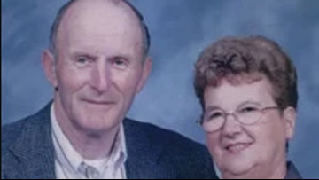 Michigan husband and wife, married in 1953, die on New Year's Day