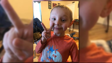 Confirmed: Missing 5-year-old Michigan boy's body found in water